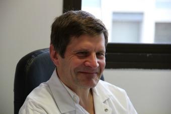 Philippe Damier Vice président du comité scientifique de France Parkinson