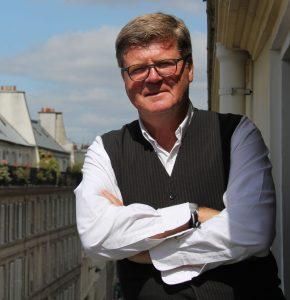 Dideir Robiliard Président de France Parkinson