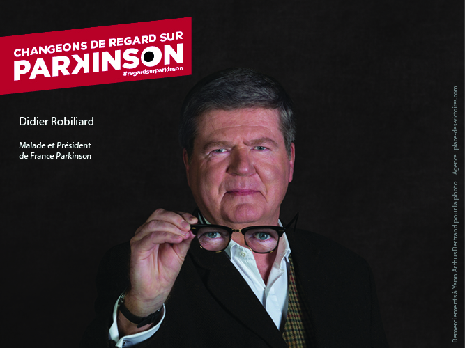 changeons de regard sur Parkinson campagne france parkinson