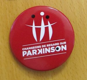 visuel badge changeons de regard sur parkinson 2017