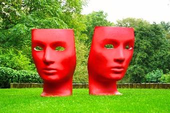 double visage récepteur Parkinson