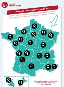 Journees mondiales France Parkinson