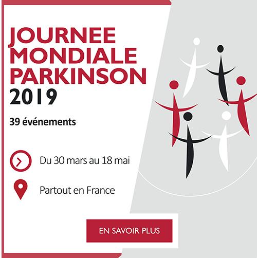 Journee mondiale Parkinson 2019