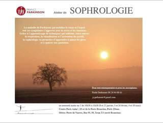 Cours de sophrologie